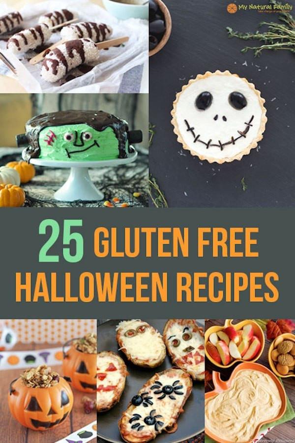 Gluten Free Halloween Recipes  25 Gluten Free Halloween Recipes – Edible Crafts