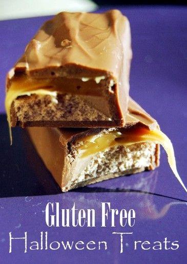 Gluten Free Halloween Recipes  61 best Gluten Free Halloween Treats images on Pinterest