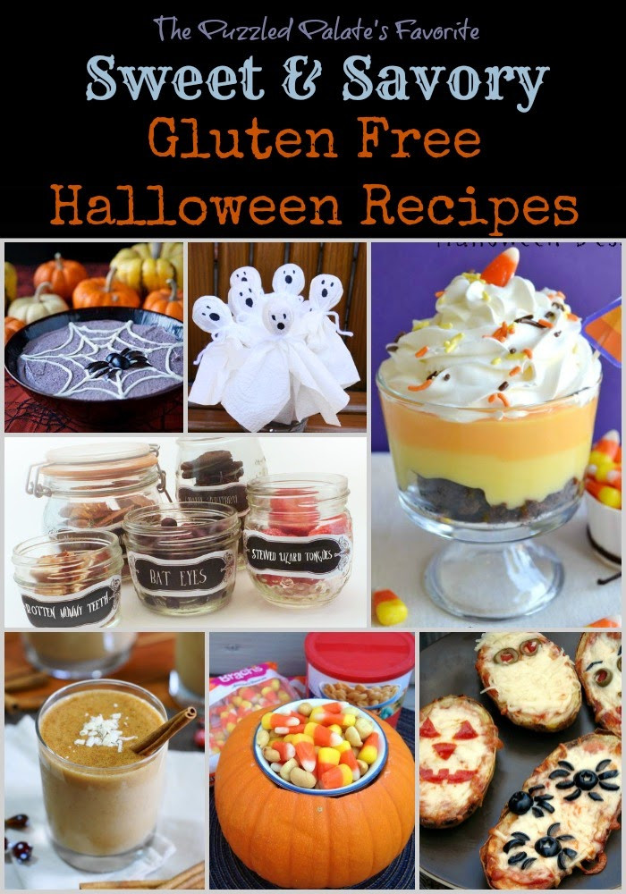 Gluten Free Halloween Recipes  The Puzzled Palate Gluten Free Halloween Sweet and
