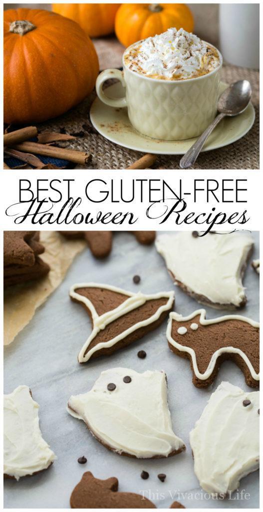 Gluten Free Halloween Recipes  BEST Gluten Free Halloween Recipes That Will Trick and Treat