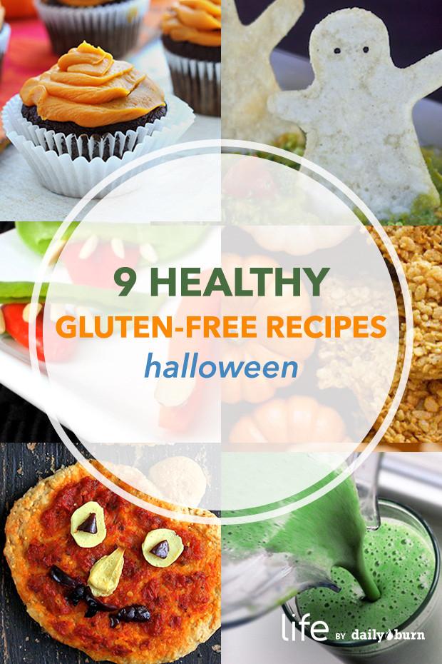 Gluten Free Halloween Recipes  9 Spook tacular Gluten Free Halloween Recipes
