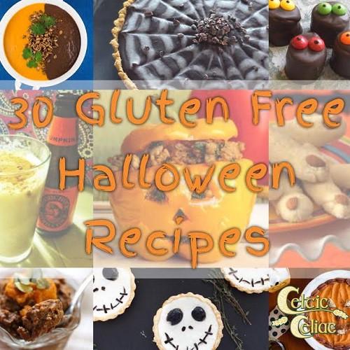 Gluten Free Halloween Recipes  30 Gluten Free Halloween Recipes