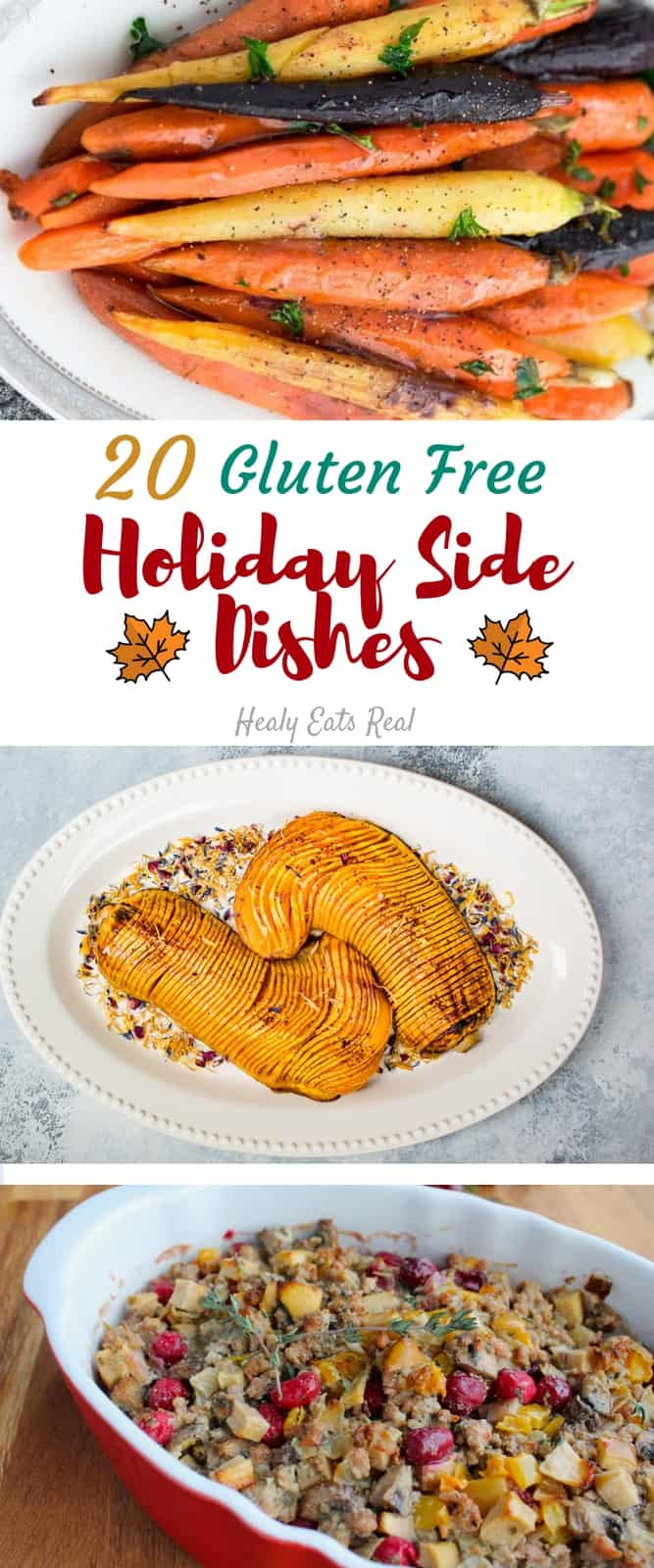 Gluten Free Thanksgiving Sides  20 Delicious Gluten Free Side Dishes for the Holidays