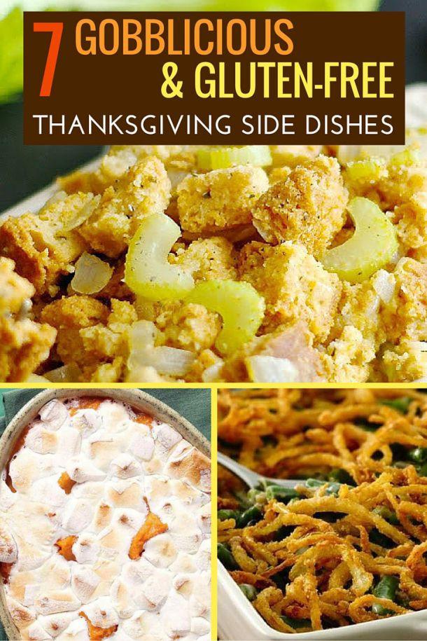 Gluten Free Thanksgiving Sides  17 Best images about Gluten Free Thanksgiving & Christmas