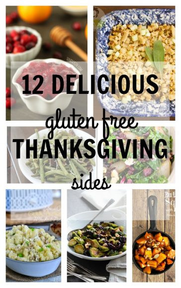 Gluten Free Thanksgiving Sides  12 Delicious Gluten Free Thanksgiving Side Dishes My