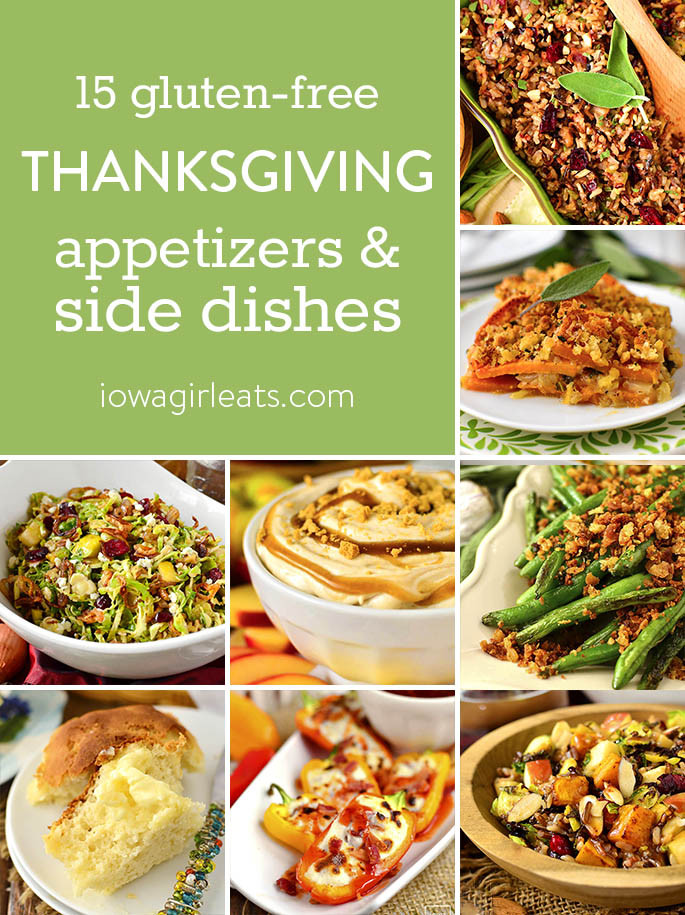 Gluten Free Thanksgiving Sides  15 Gluten Free Thanksgiving Appetizers and Side Dishes
