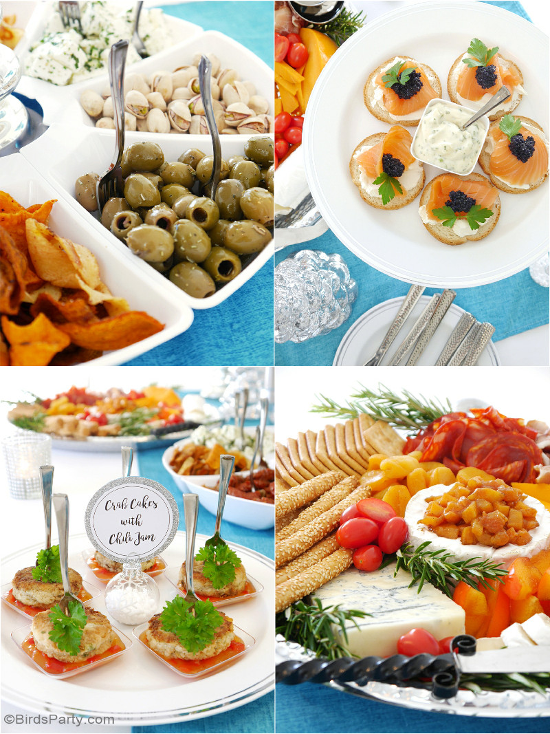 Good Appetizers For Christmas Party  Hosting a Holiday Cocktail & Appetizers Party Party