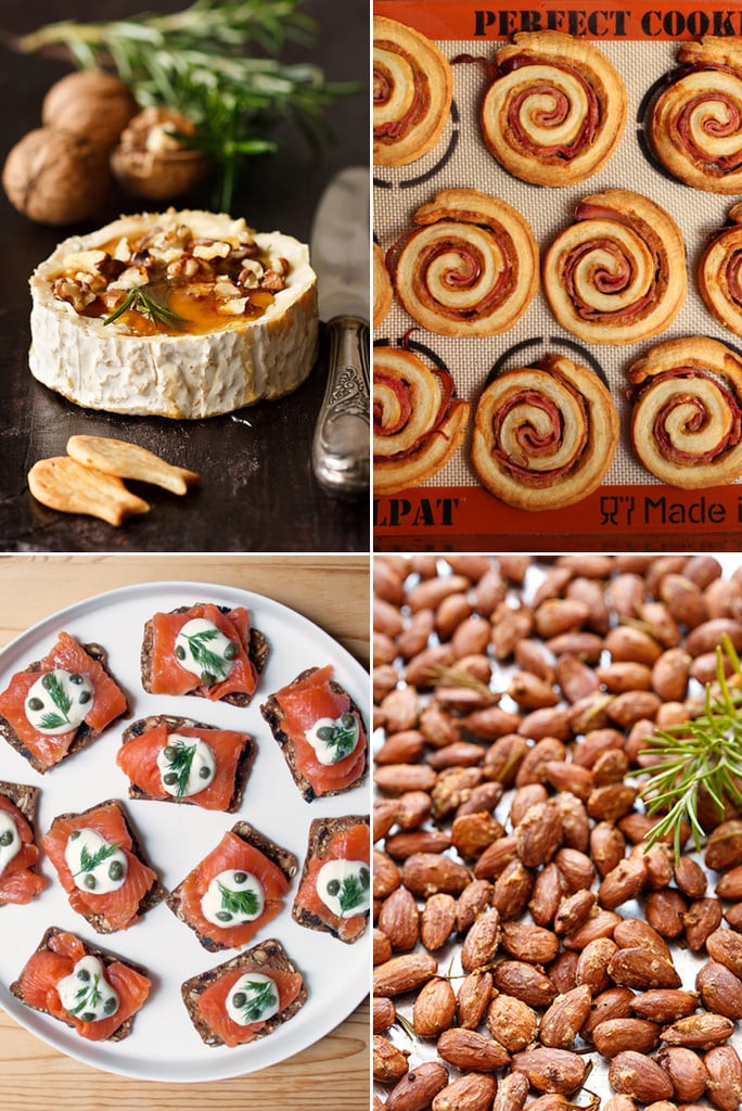 Good Appetizers For Christmas Party  Christmas Appetizer Recipes