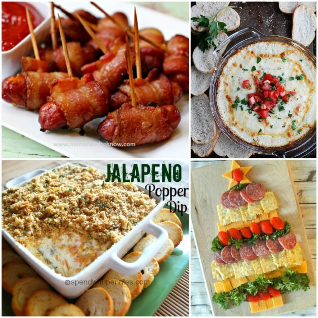 Good Appetizers For Christmas Party  20 Simple Christmas Party Appetizers