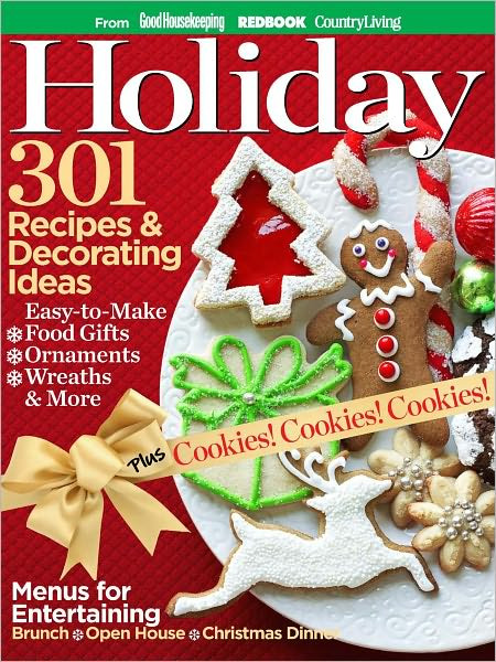 Good Housekeeping Christmas Cookies  REVIEW Holiday 301 Recipes & Decorating Ideas From