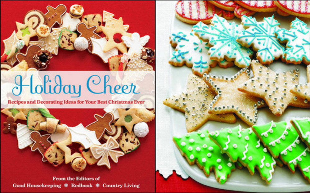 Good Housekeeping Christmas Cookies  Cookbook review Holiday Cheer from the editors of Good