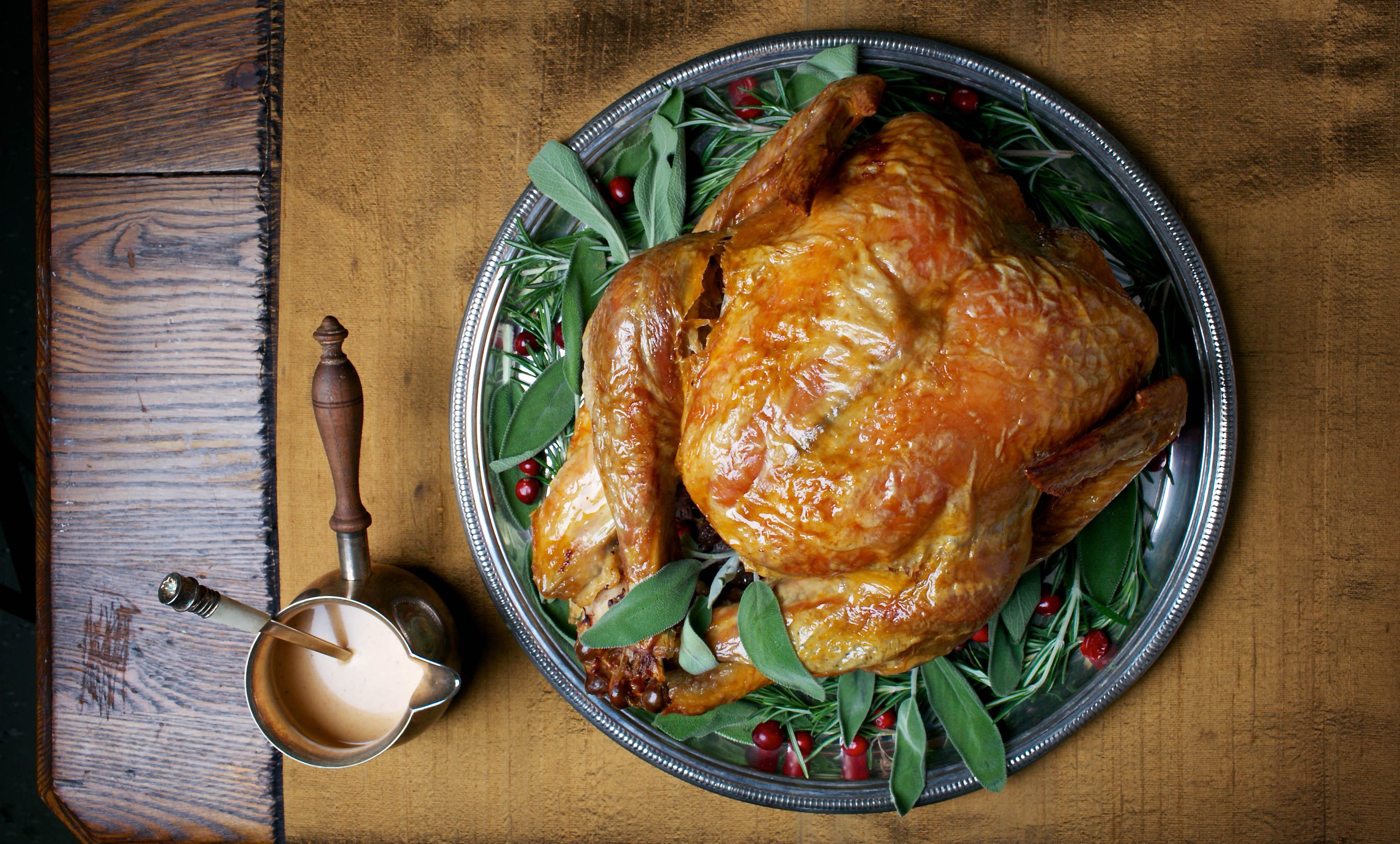 Gordon Ramsay - Christmas Turkey With Gravy  How to cook Christmas dinner according to Gordon Ramsay