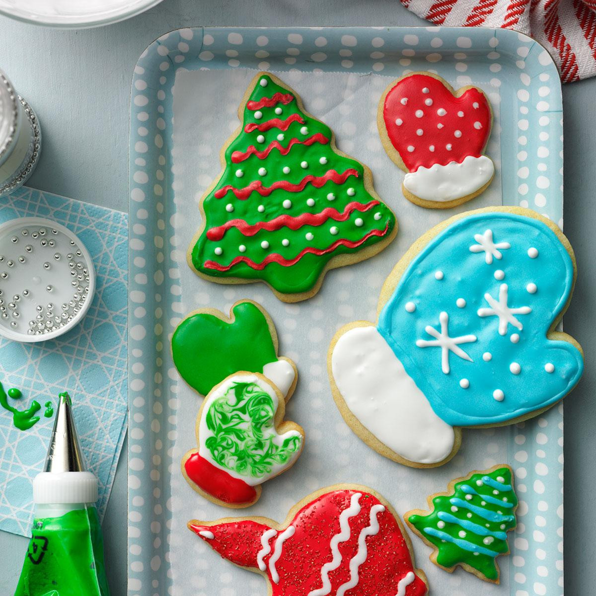 Great Christmas Cookies  10 Best Christmas Cookie Recipes