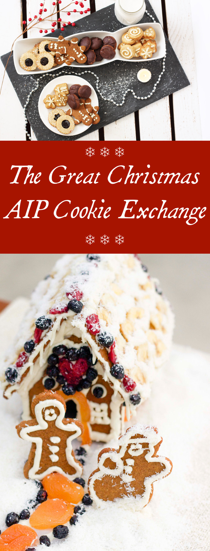 Great Christmas Cookies  The Great Christmas AIP Cookie Exchange