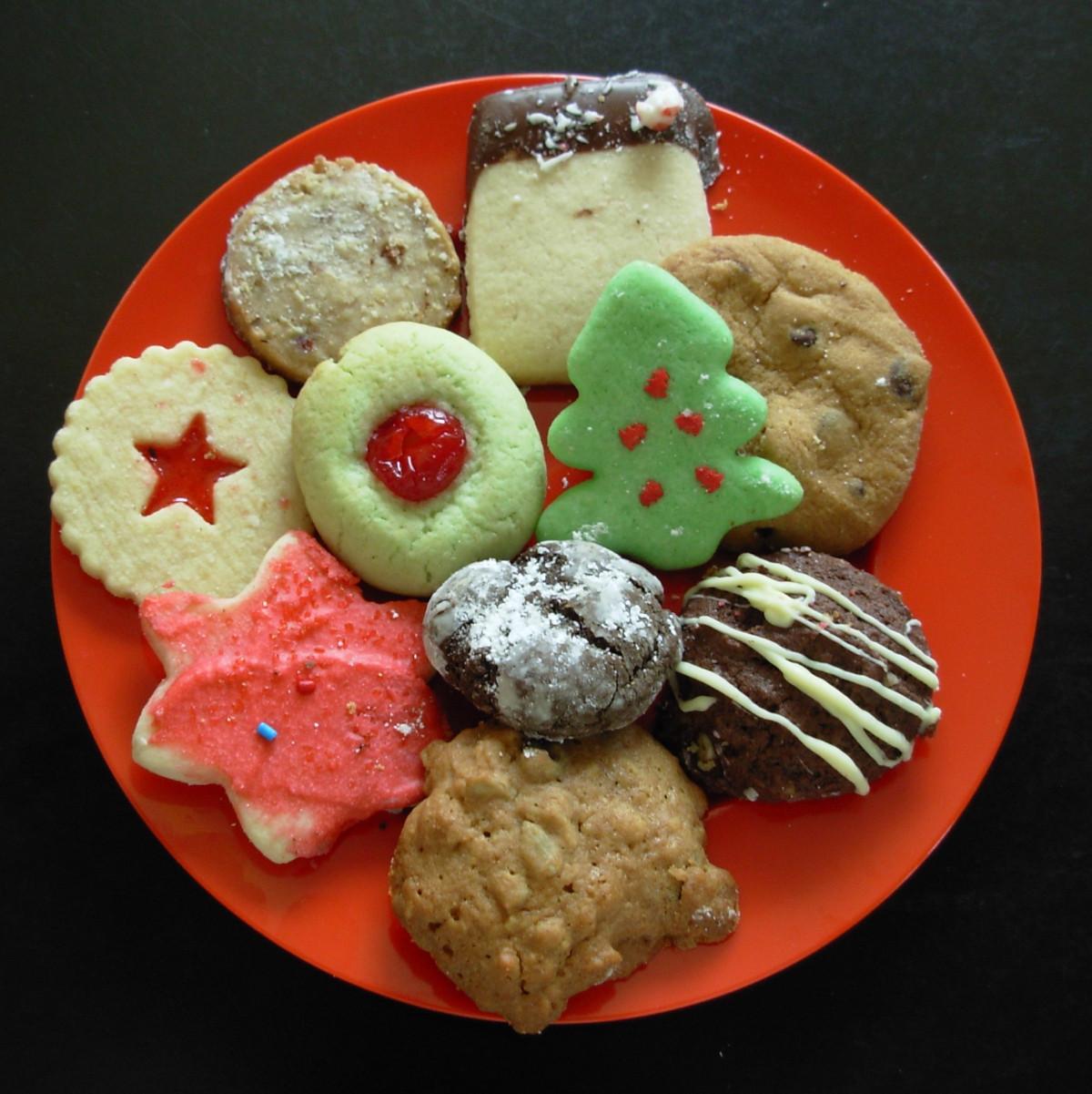 Great Christmas Cookies  Three Great Christmas Cookies – Slow Parenting