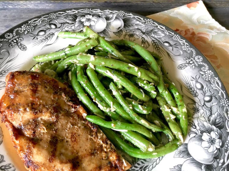Green Thanksgiving Side Dishes  Parmesan Green Beans Recipe Thanksgiving Side Dishes