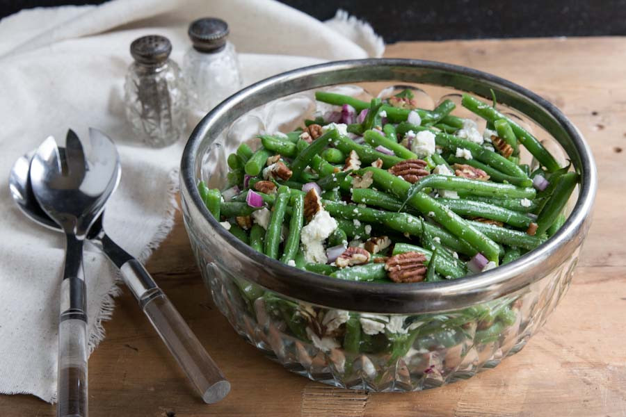 Green Thanksgiving Side Dishes  Thanksgiving Green Bean Side Dish