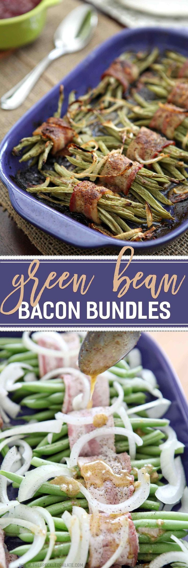Green Thanksgiving Side Dishes  17 Best ideas about Green Bean Bundles on Pinterest
