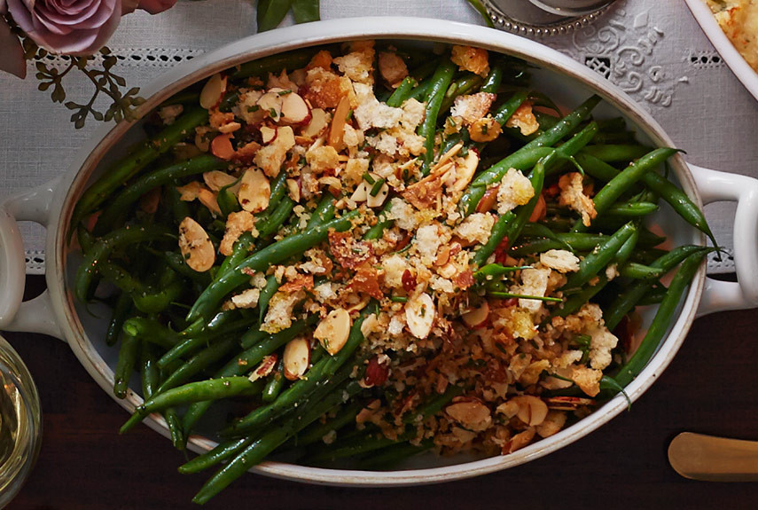 Green Thanksgiving Side Dishes  25 Easy Green Bean Recipes for Thanksgiving How to Cook