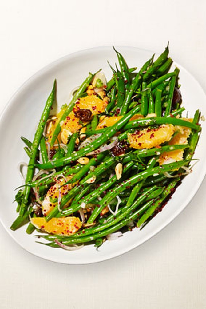 Green Thanksgiving Side Dishes  Thanksgiving Side Dish Recipes from Celebrity Chefs