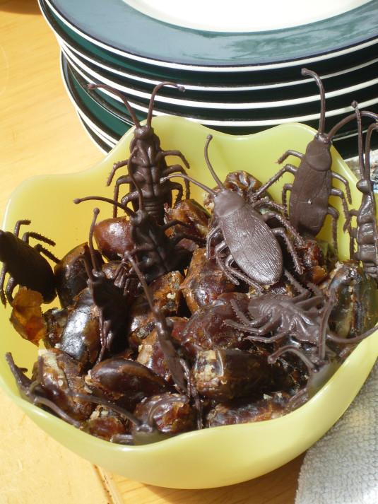 Gross Halloween Desserts  Gross Halloween Treats