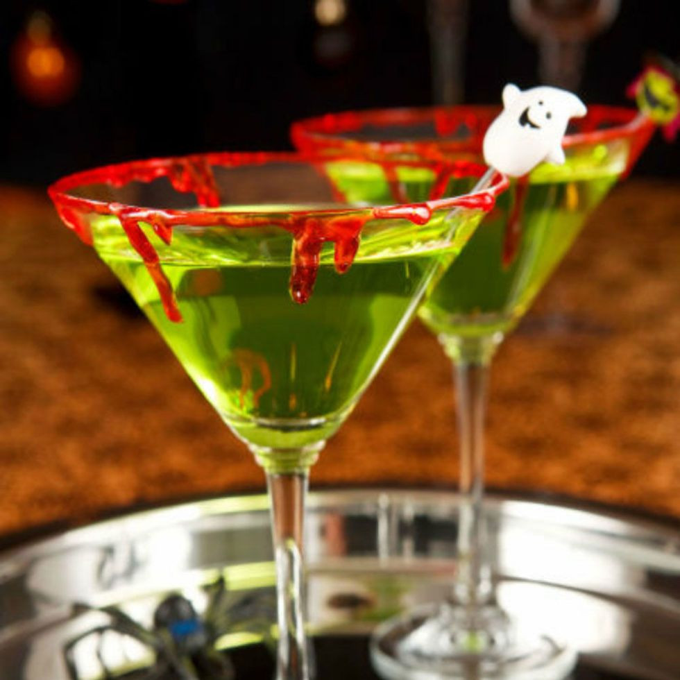 Halloween Alcoholic Drinks  65 Non Cheesy Halloween Cocktails Your Party Needs