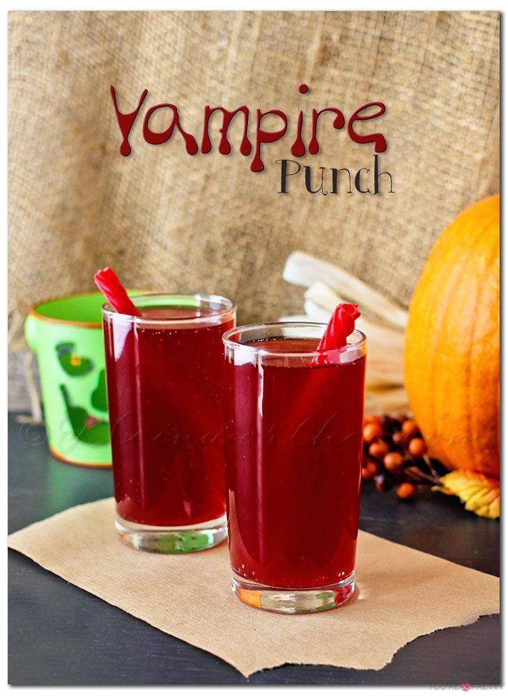 Halloween Alcoholic Drinks  13 Spooky Halloween Treats For Your Next Halloween Party