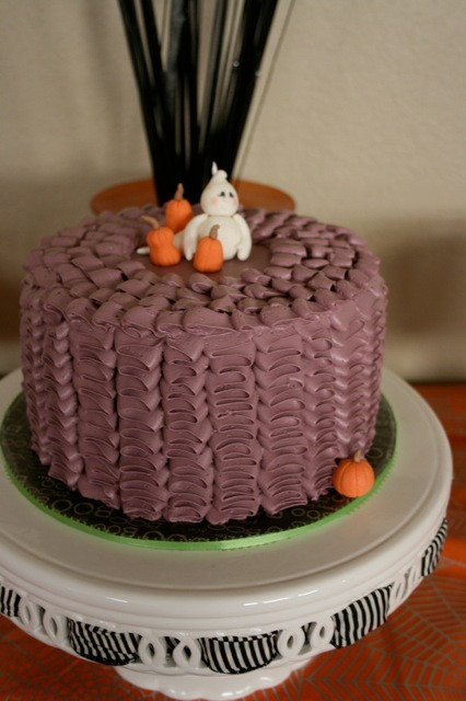 Halloween Baby Shower Cakes  Cakes by Jyl Halloween Baby Shower Cake