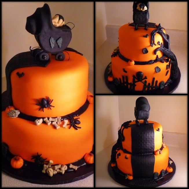 Halloween Baby Shower Cakes  Halloween Baby Shower – 9 Things You Need to Have