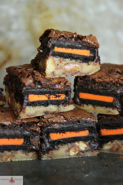 Halloween Brownies Recipes  17 Best images about Halloween 2015 on Pinterest