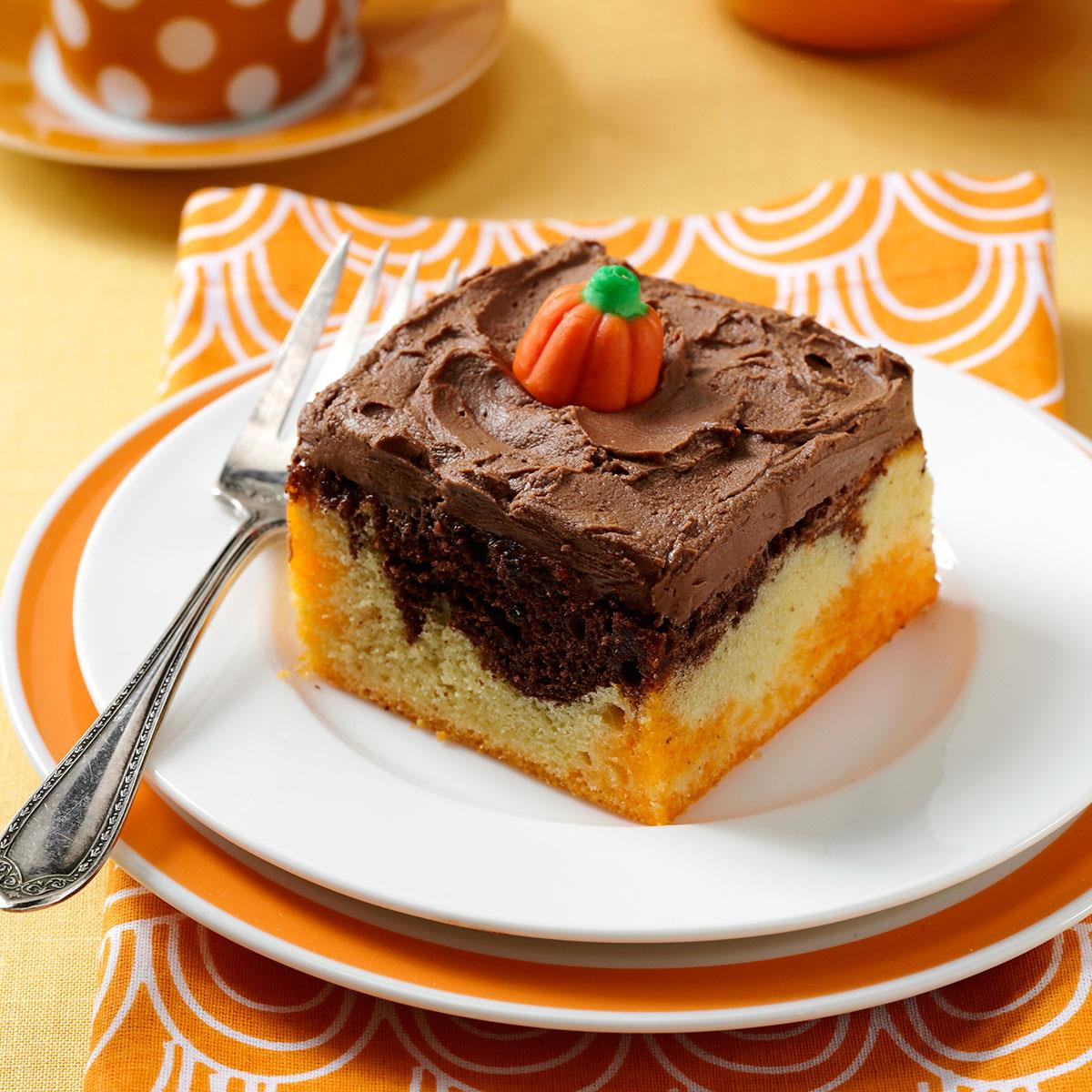 Halloween Cake Recipe  Halloween Poke Cake Recipe