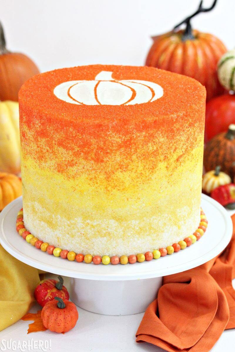 Halloween Cake Recipe  Top 30 Halloween Dessert Recipes Festival Around the World
