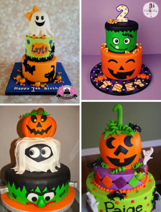 Halloween Cakes For Kids  What are some ideas of Halloween birthday cakes for kids