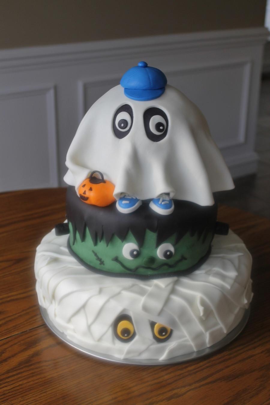 Halloween Cakes Games  Halloween Baby Shower CakeCentral