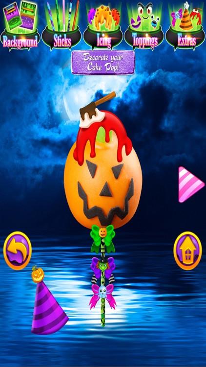 Halloween Cakes Games  Halloween Cake Pops Kids Dessert Food Games FREE by