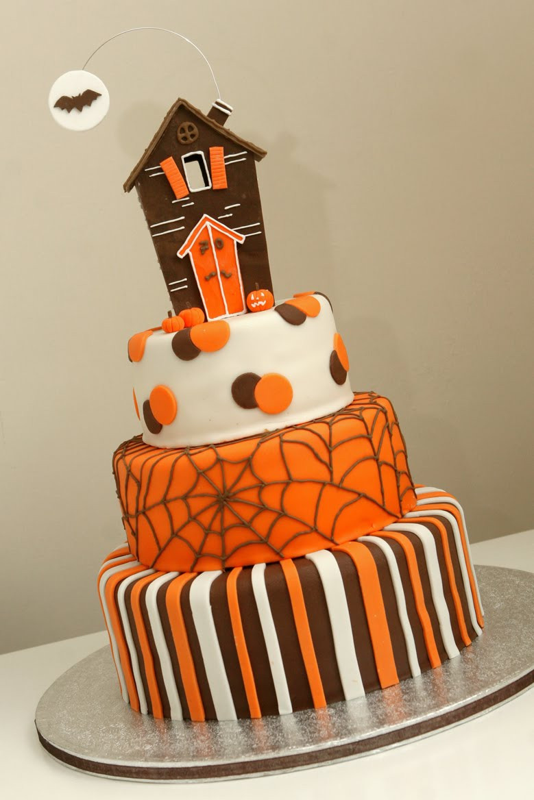 Halloween Cakes Ideas  High Tension takes the cake The Oubliette