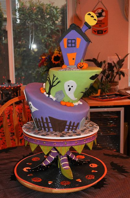 Halloween Cakes Pinterest  315 best images about Halloween Cakes on Pinterest