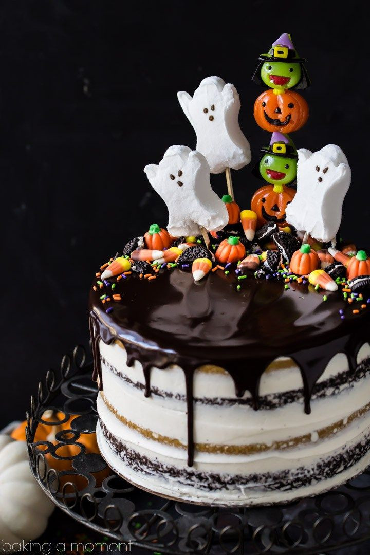 Halloween Cakes Pinterest  25 Best Ideas about Halloween Cakes on Pinterest