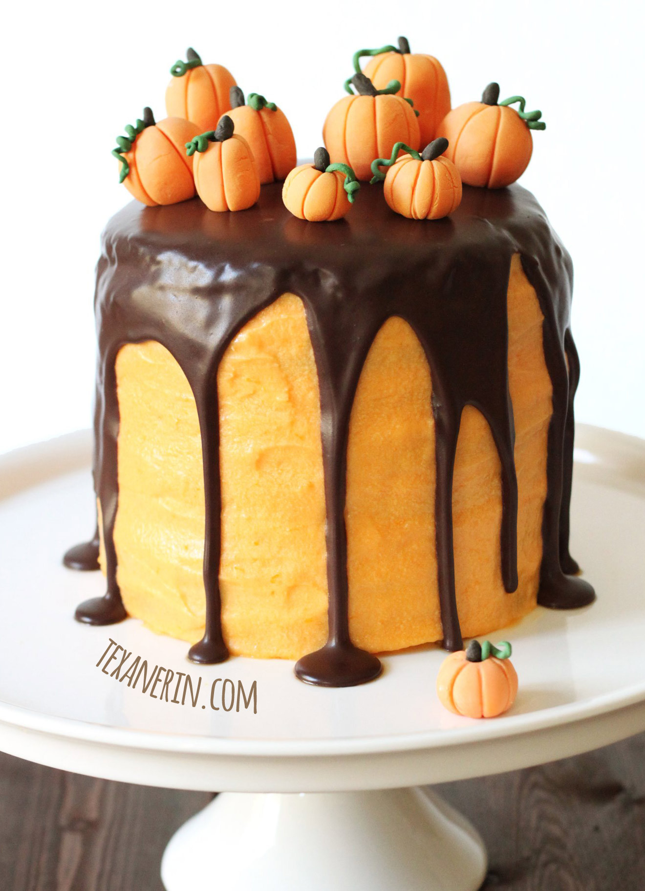 Halloween Cakes Recipes With Pictures  Chocolate Orange Halloween Cake whole grain