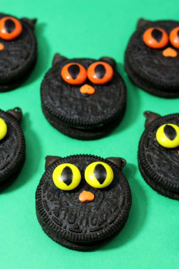 Halloween Cat Cookies  Black Cat Halloween Cookies Just 2 Sisters