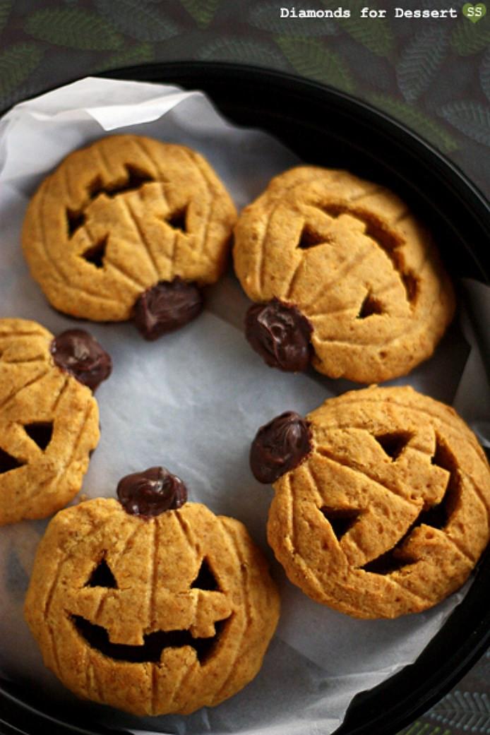 Halloween Cookies Pictures  Pumpkin Halloween Cookies 5 Pumpkin Halloween Cookies You