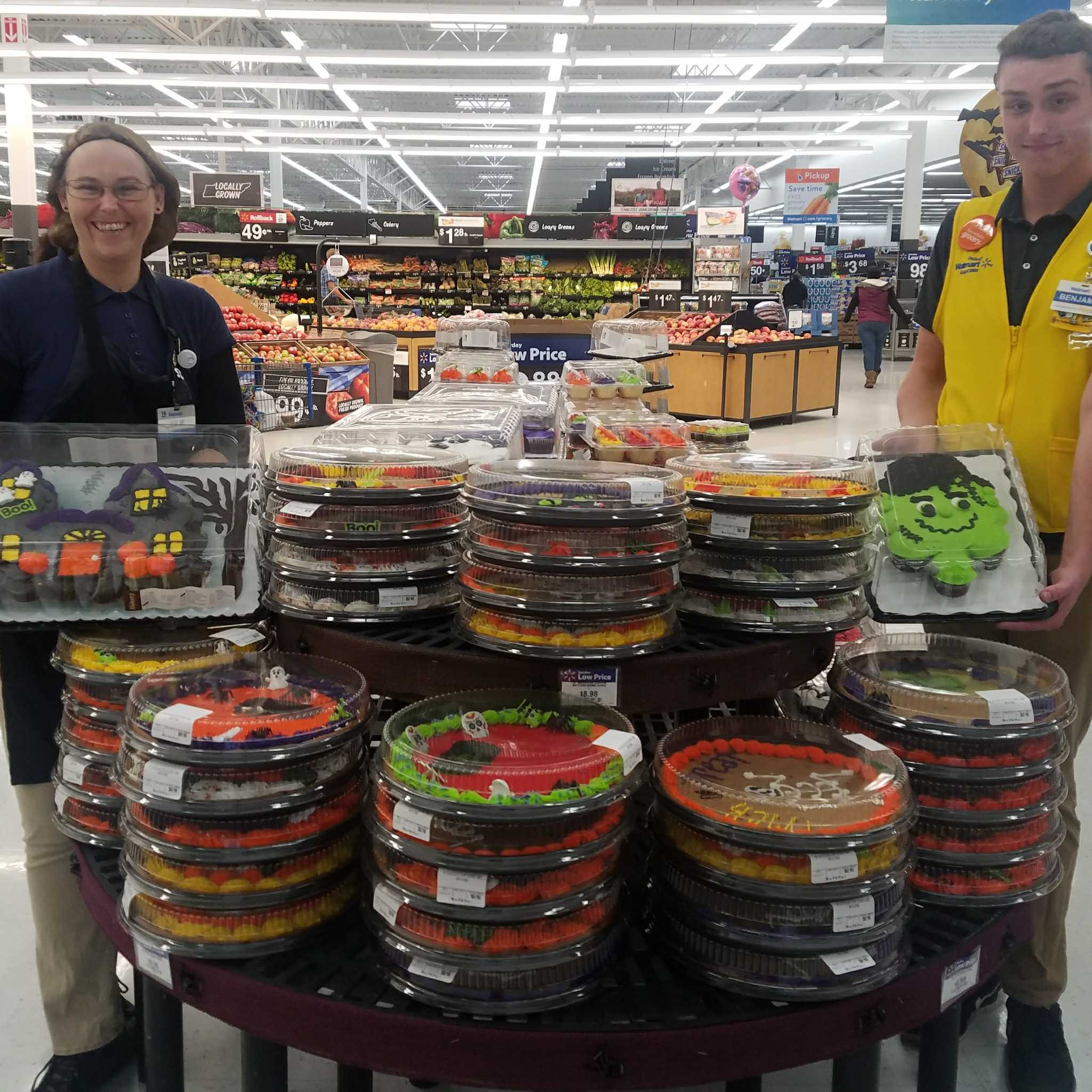 Halloween Cookies Walmart  Find out what is new at your Knoxville Walmart Supercenter