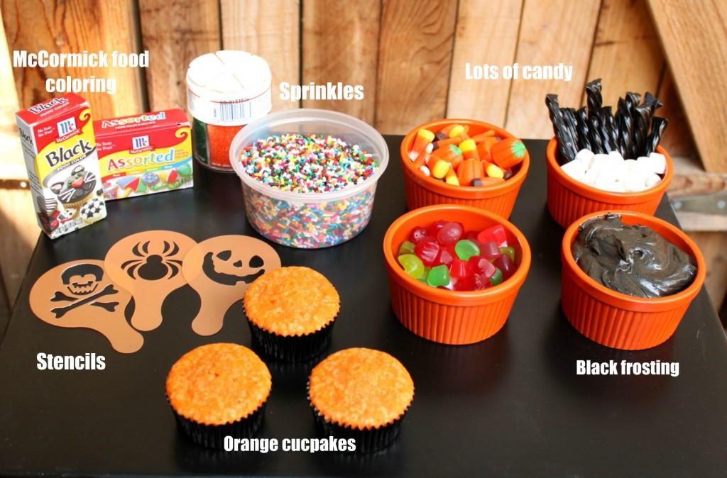 Halloween Cupcakes Decorating Ideas  Creepy Halloween Cupcakes