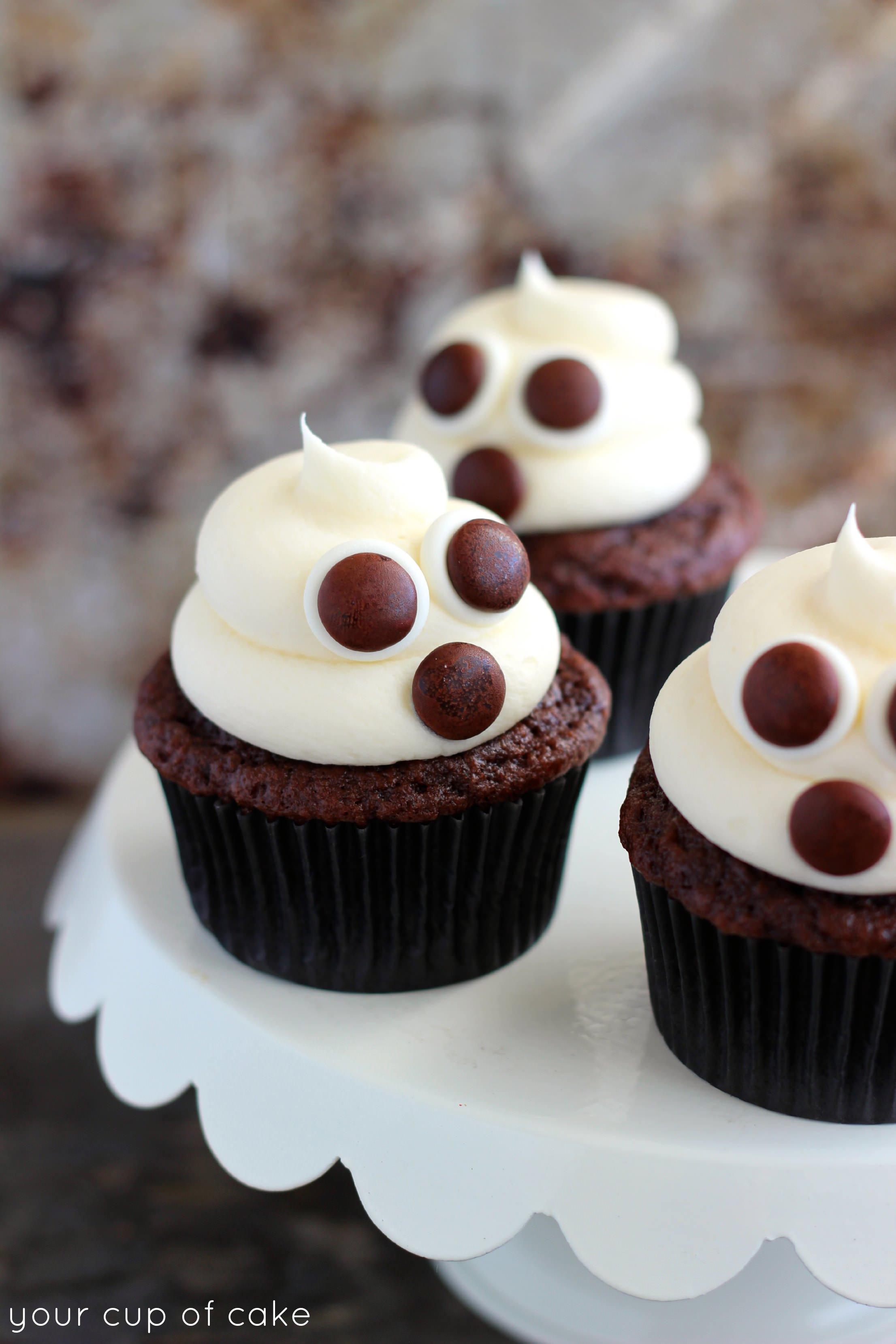 Halloween Cupcakes Ideas  Easy Halloween Cupcake Ideas Your Cup of Cake
