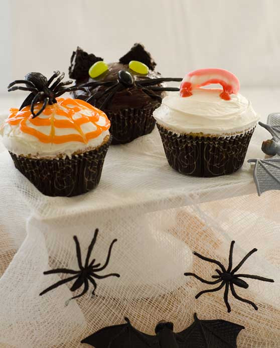 Halloween Cupcakes Recipes  Gluten Free Halloween Cupcake Recipes