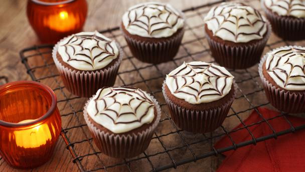 Halloween Cupcakes Recipes  BBC Food Recipes Halloween cupcakes