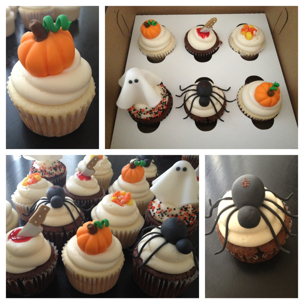 Halloween Cupcakes Recipes  BS Recipes Halloween Cupcakes