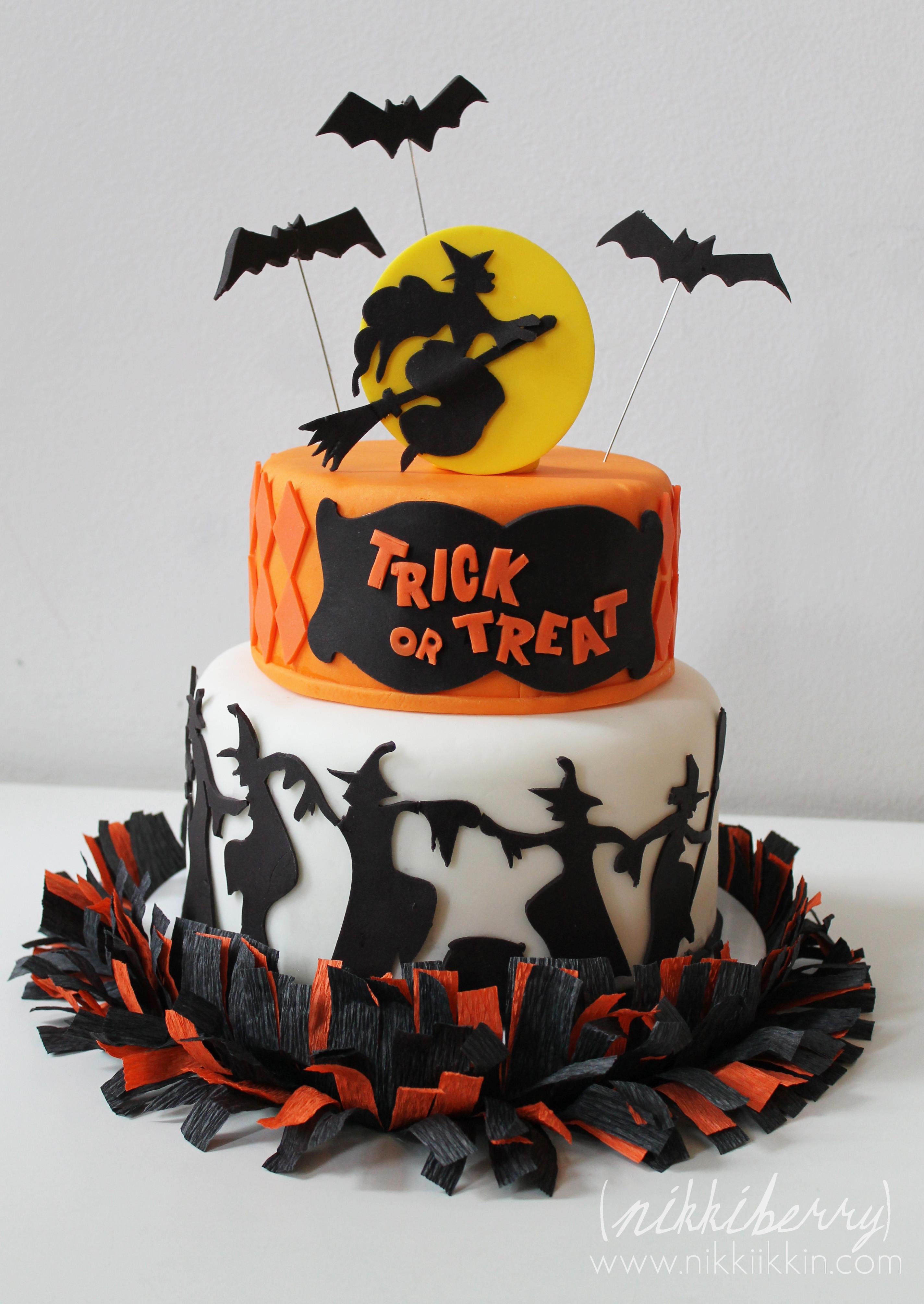 Halloween Decorating Cakes  Halloween Cakes – Decoration Ideas