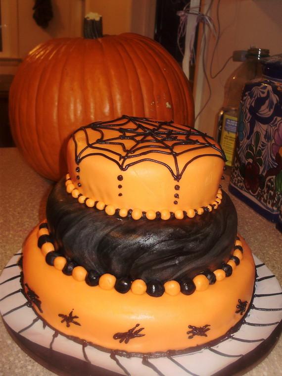 Halloween Decorating Cakes  Halloween Creative Cake Decorating Ideas family holiday