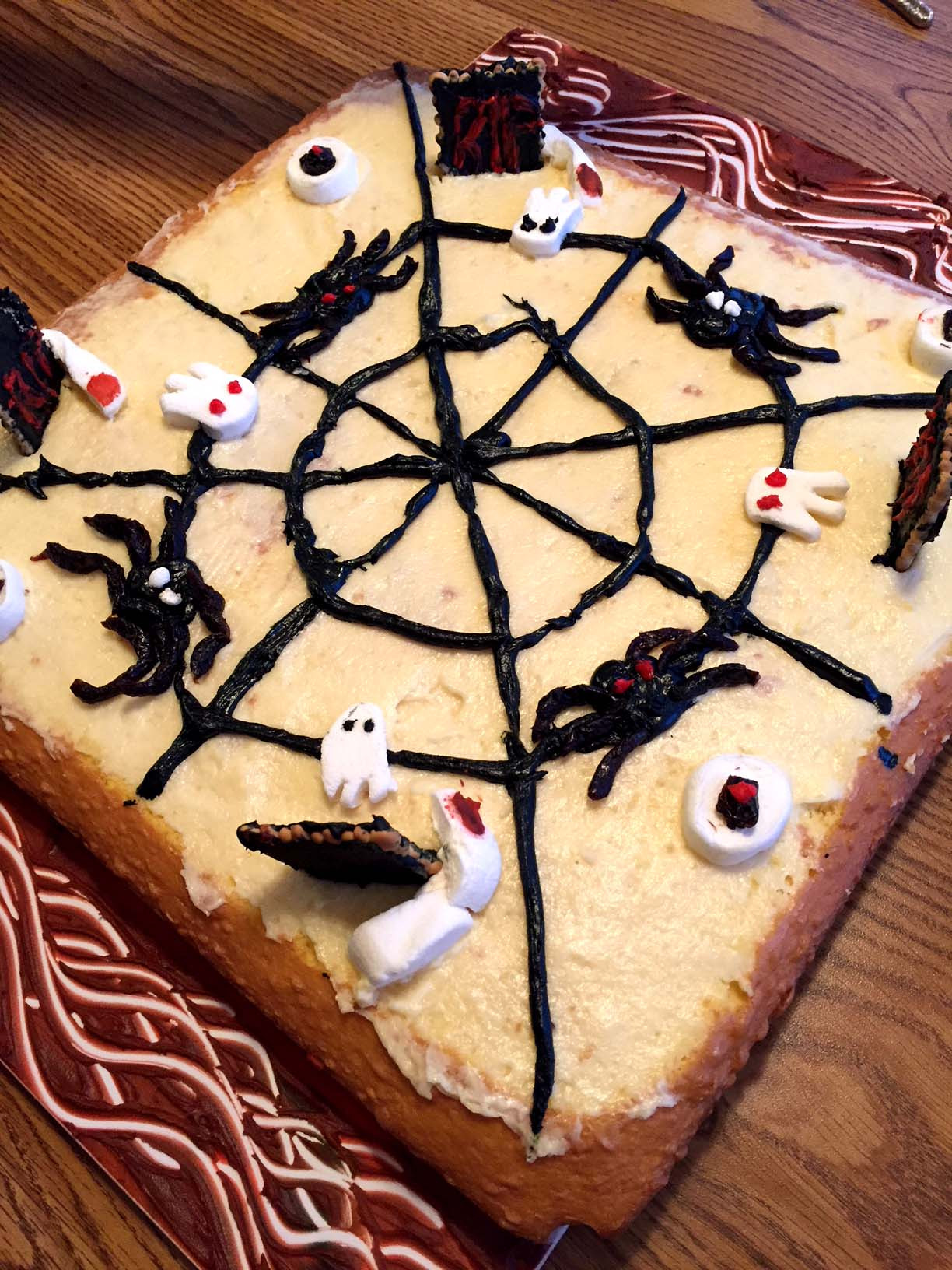 Halloween Decorating Cakes  Easy Halloween Cake Decorating Ideas For Spooky Cake